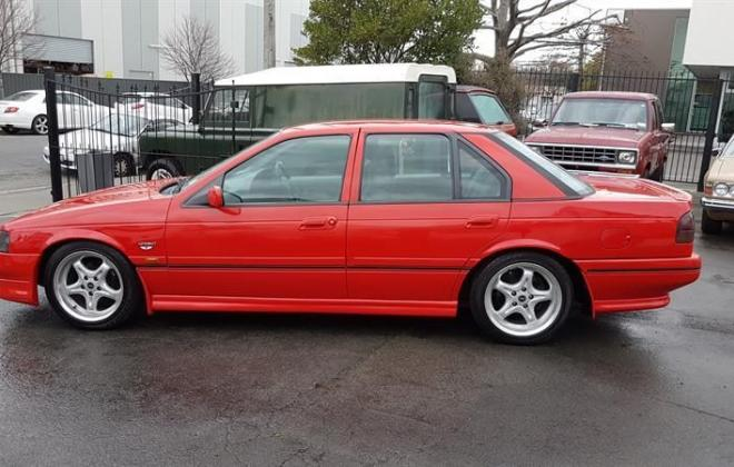 1993 Ford Falcon ED XR8 Sprint Red images New Zealand Australia (12).jpg