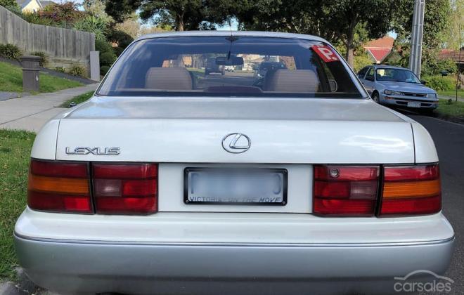 1993 Lexus LS400 Sedan white Australia images (3).jpg