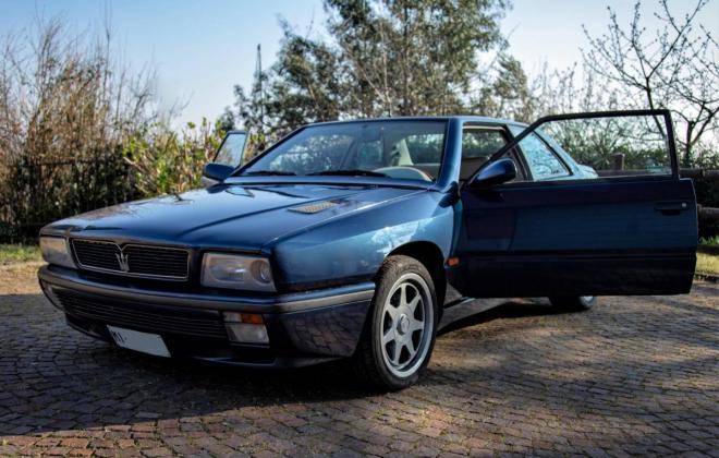 1993 Maserati Ghibli Italian market car 2.0l turbo images (12).jpg