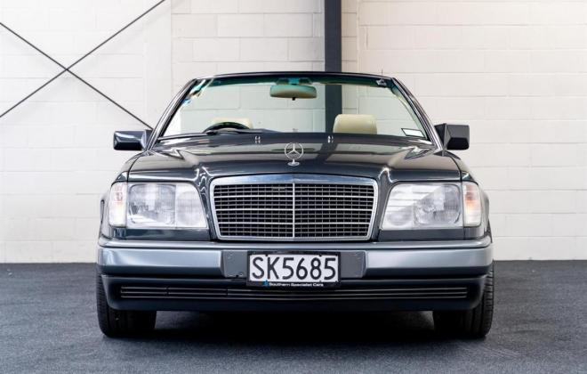 1993 Mercedes E320 cabriolet convertible gray with mushroom leather sportline (13).jpg