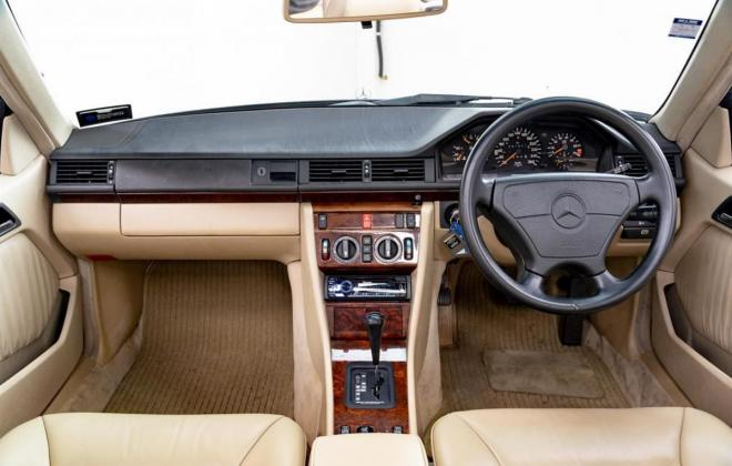 1993 Mercedes E320 cabriolet convertible gray with mushroom leather sportline (5).jpg