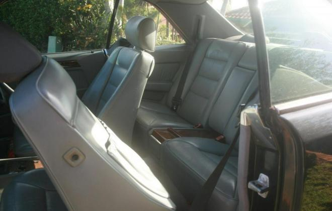 1993 Mercedes W124 320CE Coupe Charcoal Australian delivered (10).jpg