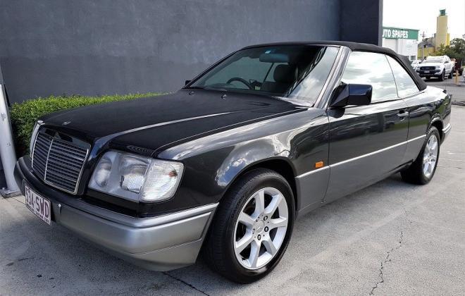 1993 Mercedes W124 E320 Cabriolet black on grey images (2).jpg