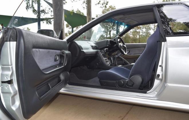 1993 Nissan Skyline R32 GTR V-Spec 1 interior images immaculate original (6).jpg