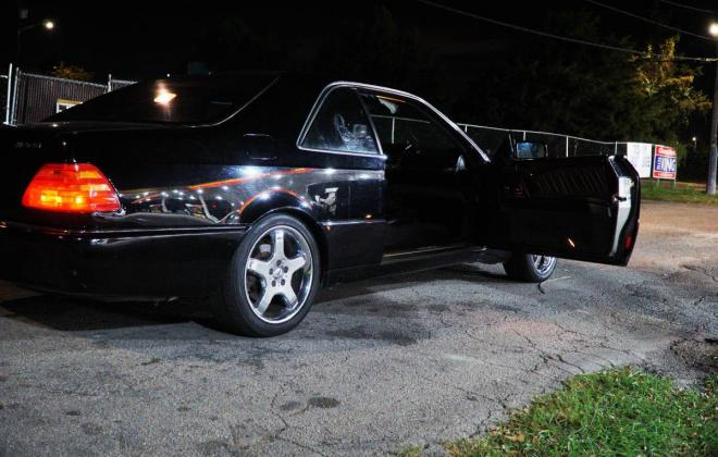 1994 Black Mercedes Benz C140 W140 coupe S500 images 2019 (2).jpg