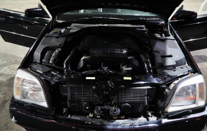 1994 Black Mercedes Benz C140 W140 coupe S500 images 2019 (6).jpg