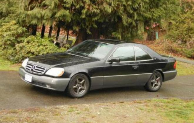 1994 Mercedes S600 coupe black grey C140 W140 coupe (7).jpg