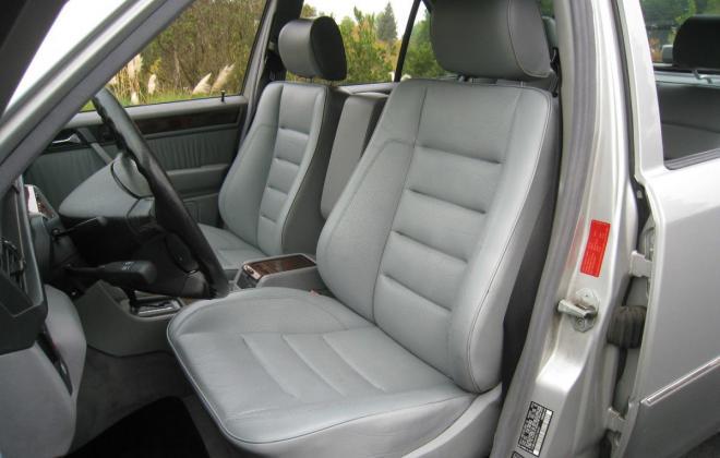 1994 Mercedes W124 500E silver metallic USA (10).jpg