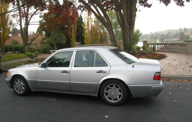 1994 Mercedes W124 500E silver metallic USA (2).jpg