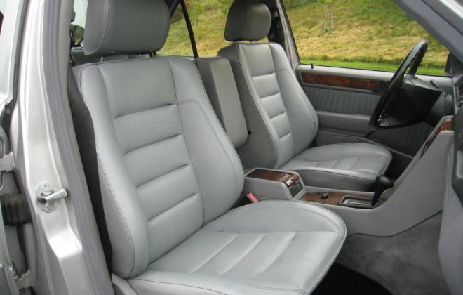 1994 Mercedes W124 500E silver metallic USA (20).jpg