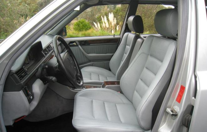 1994 Mercedes W124 500E silver metallic USA (6).jpg