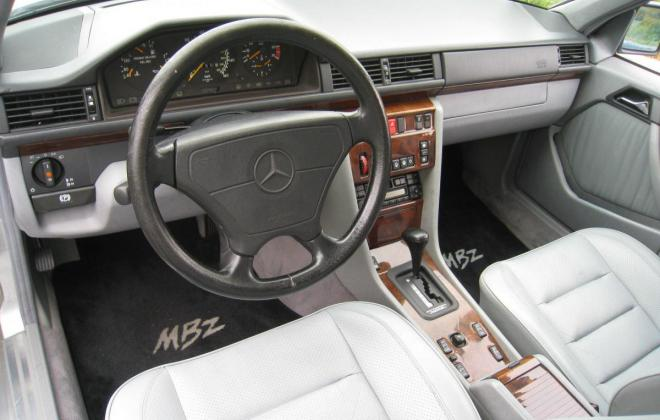 1994 Mercedes W124 500E silver metallic USA (7).jpg