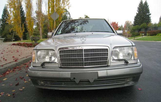 1994 Mercedes W124 500E silver metallic USA (8).jpg