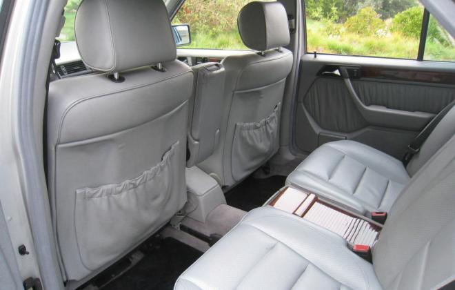 1994 Mercedes W124 500E silver metallic USA (9).jpg