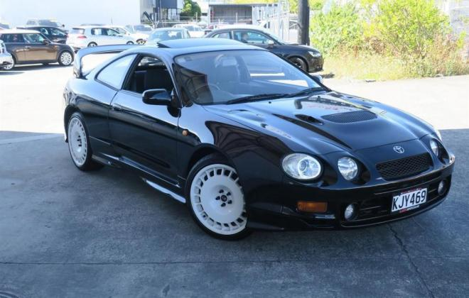 1994 Toyota Celica GT-Gour GT4 black coupe ST205 NZ images (10).jpg