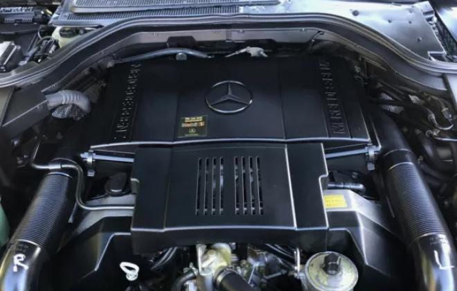 1995 Mercedes S500 C140 Dark Grey paint high mileage Australian delivered 2021 (5).png