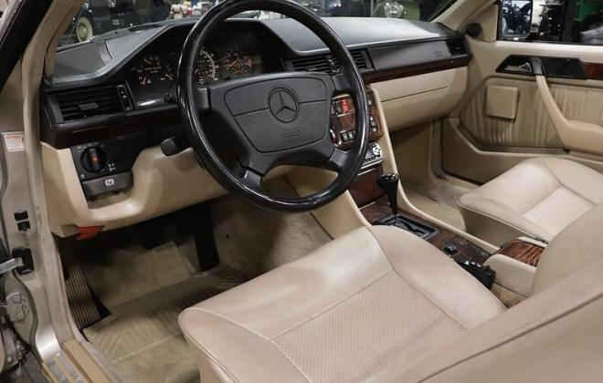 1995 Mercedes W124 E320 Cabriolet convertible smoke silver images (11).jpg
