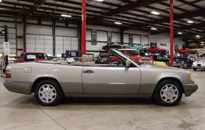 1995 Mercedes W124 E320 Cabriolet convertible smoke silver images (2).jpg