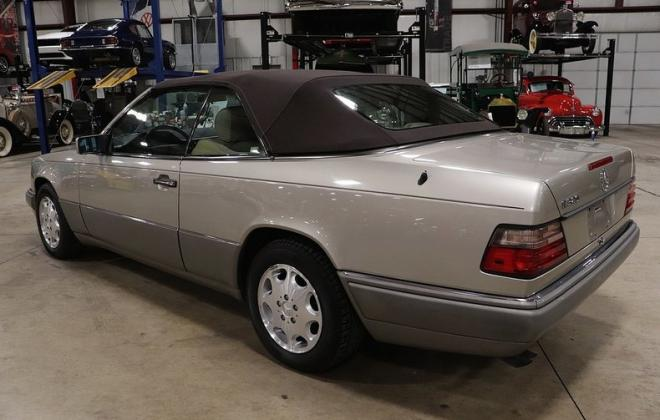 1995 Mercedes W124 E320 Cabriolet convertible smoke silver images (23).jpg