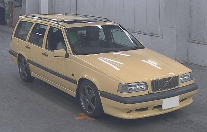 1995 Volvo 850 R T5-R Wagon yellow images Australia (1).jpg