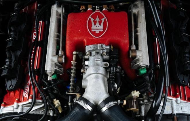 1996 Maserati Ghibli GT Coupe burgundy maroon images RHD rare images (4).jpg