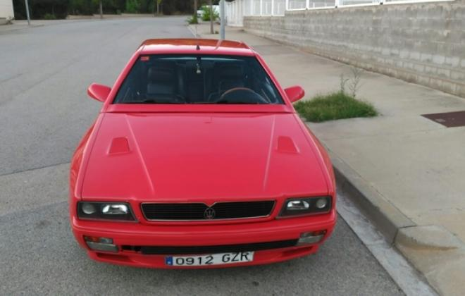 1996 Maserati Ghibli GT red coupe red paint images turbo (3).jpg