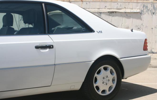 1996 Mercedes CL600 S600 coupe Polar White images (20).jpg
