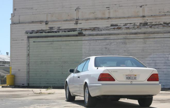 1996 Mercedes CL600 S600 coupe Polar White images (34).jpg