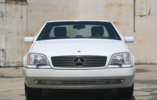 1996 Mercedes CL600 S600 coupe Polar White images (5).jpg