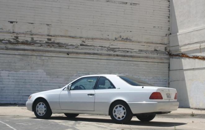 1996 Mercedes CL600 S600 coupe Polar White images (7).jpg