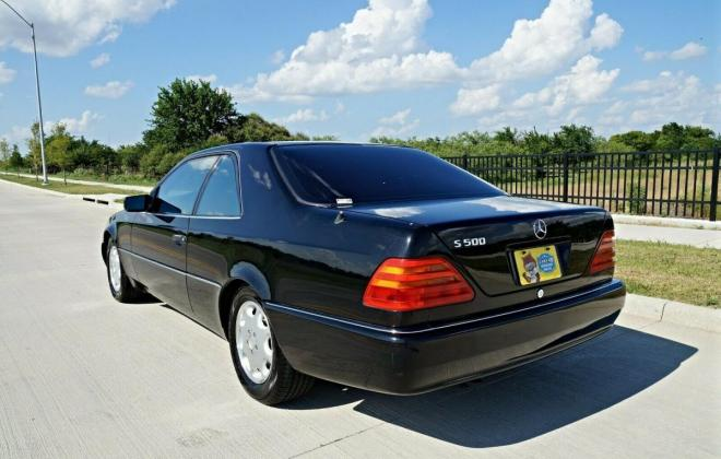 1996 S500 Coupe C140 W140 coupe black images (4).jpg