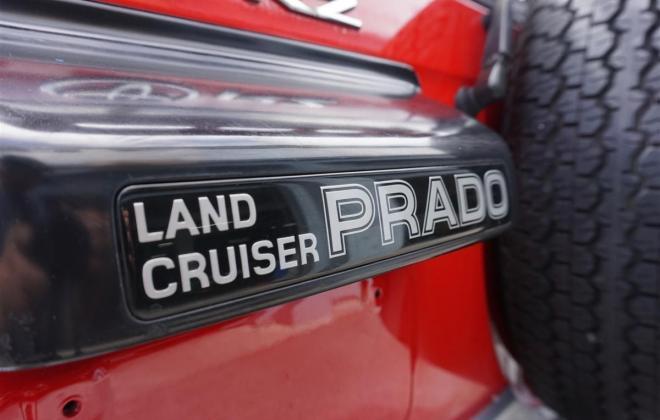 1996 Toyota Land Cruiser Prado J90 SWB 3 door JDM import NZ RHD images red on silver (3).jpg