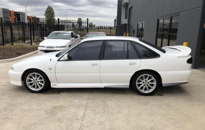 1996 VS Holden HSV Senator white paint images register (6).JPG
