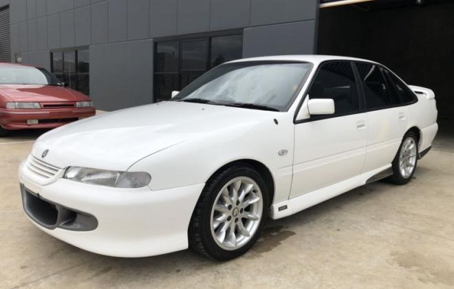 1996 VS Holden HSV Senator white paint images register (7).JPG