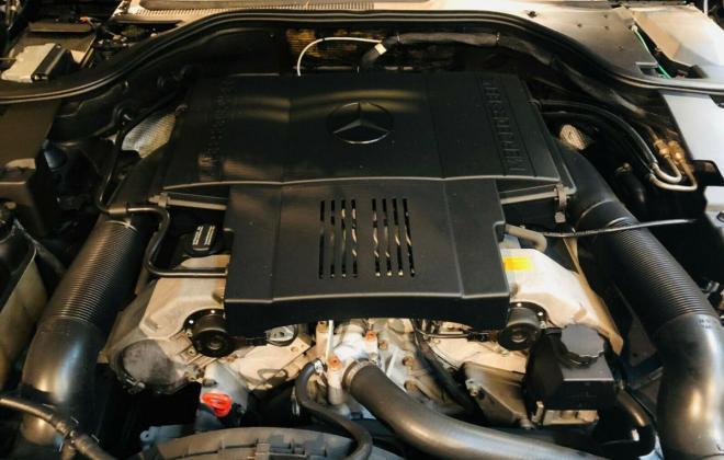 1997 Australian delivered CL500 C140 Coupe (12).jpg