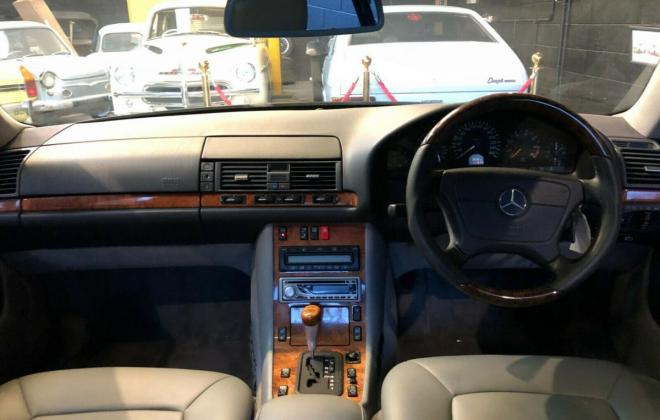1997 Australian delivered CL500 C140 Coupe (6).jpg