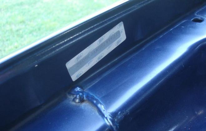 1997 EL Falcon GT Navy Blue paint number 060  (7).jpg