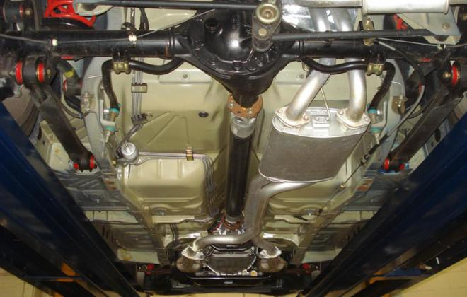 1997 EL Falcon GT rear differential image.jpg