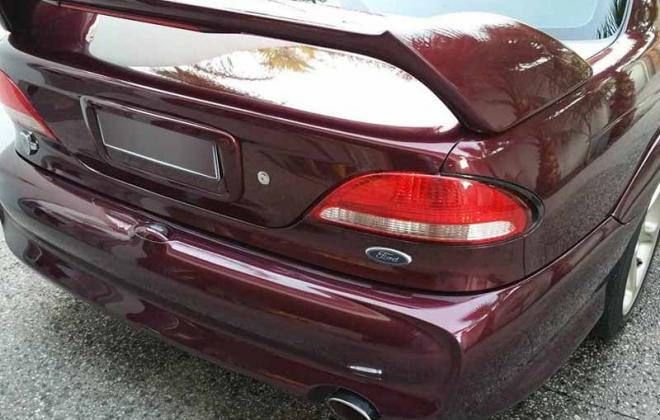 1997 EL Ford Falcon GT rear image.jpg