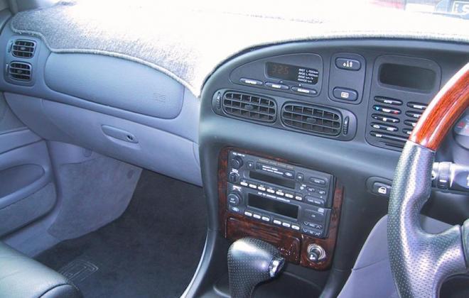 1997 El Falcon GT number 004 regency red images (24).jpg