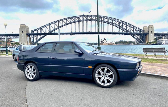 1997 Maserati Ghibli GT dark blue exterioe images RHD Australia(1).png