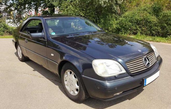 1997 Mercedes C140 blue.jpg
