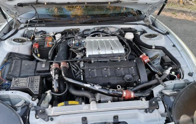 1997 Mitsubishi 3000 GT GTO silver coupe MR edition Australia (2).jpg