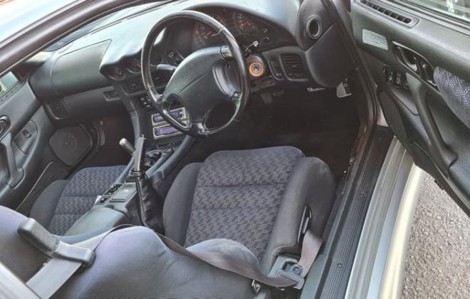1997 Mitsubishi 3000 GT GTO silver coupe MR edition Australia (4).jpg