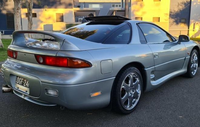 1997 Mitsubishi 3000 GT GTO silver coupe MR edition Australia (5).jpg