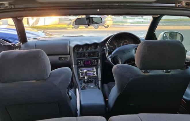 1997 Mitsubishi 3000 GT GTO silver coupe MR edition Australia (7).jpg