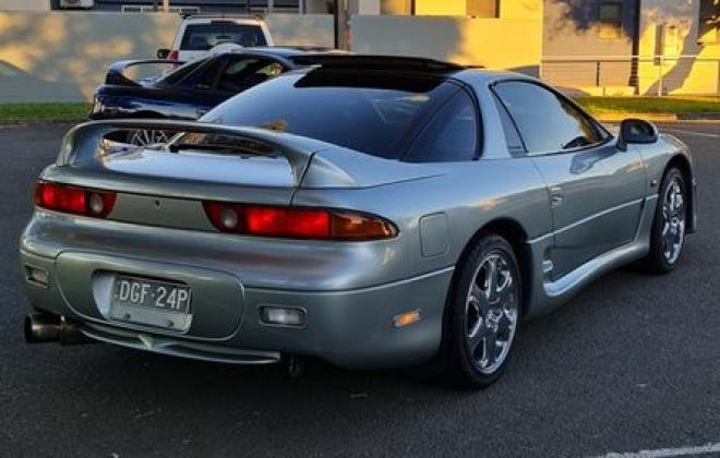 1997 Mitsubishi 3000 GT GTO silver coupe MR edition Australia (8).jpg