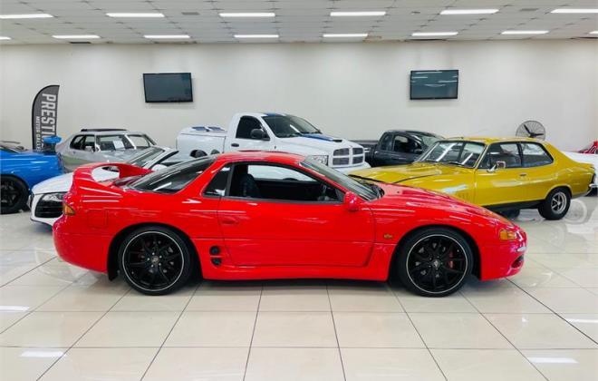 1997 Mitsubishi Galant GTO coupe hatch Red Australia images  (2).jpg