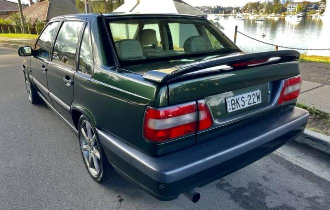 1997 Volvo 850 R Sedan green images Australia RHD (7).png