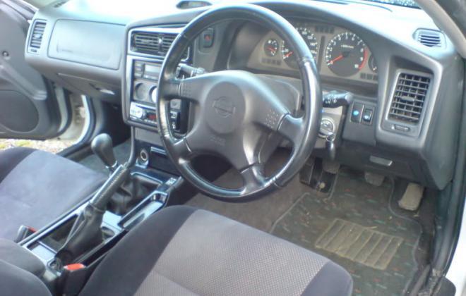 1998 Autech Stagea RS260 Series 1 interior 1.jpg